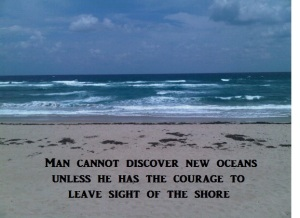 sight of the shore blog quote